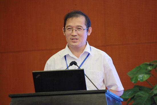 中国农业大学教授李道亮发言