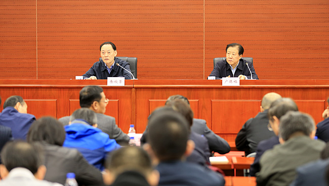 农业农村部安全生产委员会(扩大)会议强调 强化政治意识红线意识责任意识 持续夯实