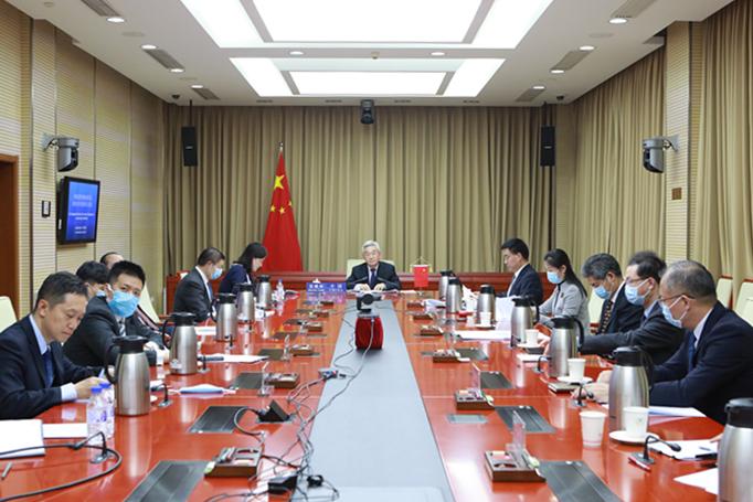 中俄总理定期会晤委员会农业合作分委会第七次会议召开