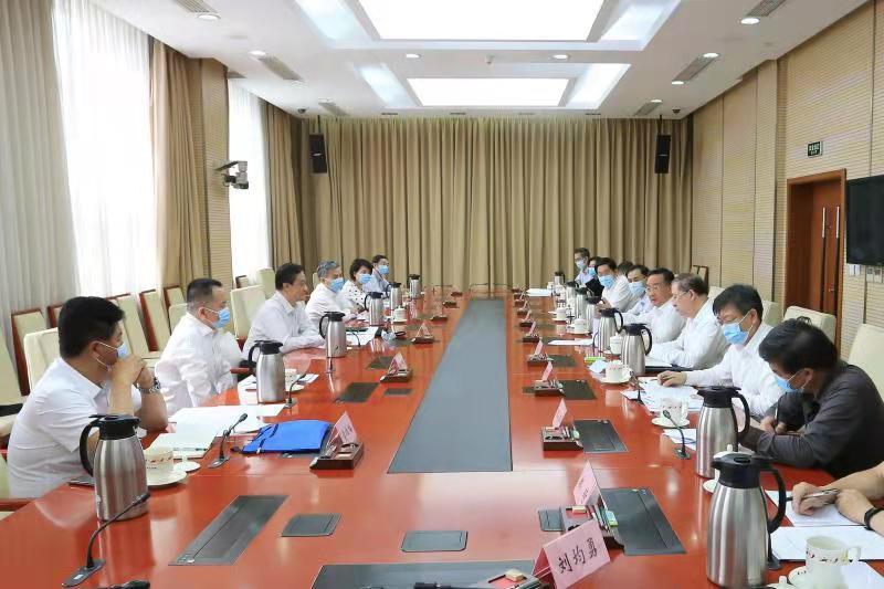 党史学习教育中央第二十二指导组进驻农业农村部开展工作