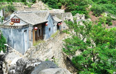 行程推介:爨底下村——珍珠湖风景区——双龙峡景区