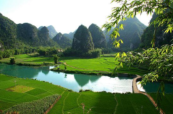第三批中国重要农业文化遗产名单:广西隆安壮族那文化稻作文化系统